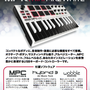 AKAI Professional MPK mini MK2 WHITE POP