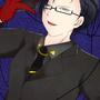 【ヒプノシスマイク/入間銃兎】かっこよく描く為リベンジ