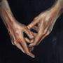 "Anne-Marie Murelli - ""Impatience"" - £50"