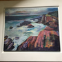 "Rosemary Trodd - ""On the Rocks"" - £150"