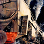 "Dickon Armstrong - ""9F 92212"" - £750"