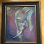 "Rosemary Trodd - ""Portrait of an Elephant"" - £90"