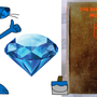 La Pantera Azul, pintando diamantes