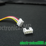 conector PH de 4 pines, espacio entre pines 2mm