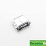 conector micro usb Carcasa sin postes de soporte