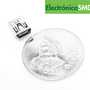 Conector mini usb CON PINES para colocar en placa