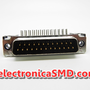 Conectore DB25 Macho
