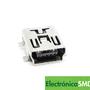Conector mini usb Para montaje superficial SMD
