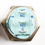 IDENTIFICACION DE CADA PIN, LUZ LED 12VDC