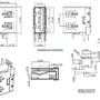 Conector USB tipo A hembra - Recto