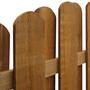 legno +autoclave +recinzione