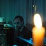 Andilein im Kerzenschein