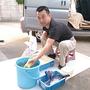 クロスの神。松本さんです。