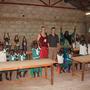 Ein Klasse des Kindergartens