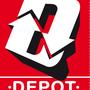 Depot: Logo Design für Depot System Openair Frauenfeld