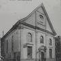 Zum Ratskeller in der eh. prot Kirche um 1900