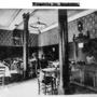 Weinstube zum Ratskeller in der eh. prot Kirche um 1900