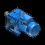 Rossi MR3I 2 Reductora eje, piñón, rueda, engranaje, para comprar y vender sinfín