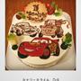 18cmキャラクターケーキ