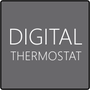 Diese Armatur ist mit einem digital -und elektronisch gesteuerten Thermostat ausgestattet