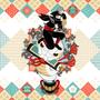 ◆ベクターイラスト(配色まで)+素材塗り加工(質感)◆忍者と蛇2019(リメイク)/Ninja and snake 2019(remake)