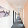 Hotel Restaurant Höfli, Altdorf - Korridor zu den Hotelzimmern