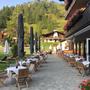 Gourmetrestaurant Malbuner Stube im Gorfion - Terrasse