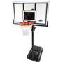 71524 Complete portable Lifetime basketball goal.