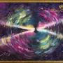 エッグ星雲 (¥600,000 税抜き)額付き アートサイズ(1009mm×709mm) レンタルアート可