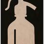 Midnight Effervescence (200x50 cm, acrylic on canvas, 2013)