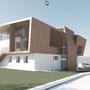 Entwurf Um/Zubau Haus W, Igls
