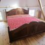 Schlafzimmer 1, weißes Scheunen Haus
