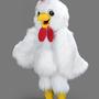 Mascotte poule Pâques