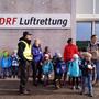 Besuch bei der DRF Luftrettung