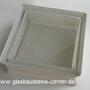 SEVES Hohlbetongläser BG 1919/8 DOTS Solaris B191 3190 DA Briques en verre avec chambre d`air,