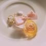 『あめ玉イヤリング』どこか懐かしさを感じるレトロ感のあるイヤリング 2015.12.27