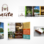 Agriturismo Nasita. Immagine coordinata e Brochure