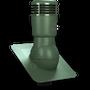 Kominek wentylacyjny izolowany pod gont bitumiczny ∅110 zielony 6020