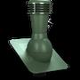 Kominek wentylacyjny nieizolowany pod gont bitumiczny ∅110 zielony 6020
