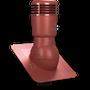 Kominek wentylacyjny izolowany pod gont bitumiczny ∅110 czerwony 3009