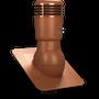 Kominek wentylacyjny izolowany pod gont bitumiczny ∅110 ceglasty 8004