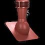 Kominek wentylacyjny nieizolowany pod gont bitumiczny ∅110 czerwony 3009