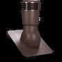 Kominek wentylacyjny izolowany pod gont bitumiczny ∅110 brązowy 8017