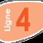 Indice de la ligne 4 à compter du 1 Septembre 2013.