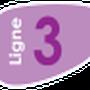 Indice de la ligne 3 à compter du 1 Septembre 2013.