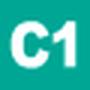 Indice de la ligne C1 entre Janvier 2007 et le 31 Août 2013.