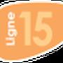 Indice de la ligne 15 à compter du 1 Septembre 2013.