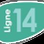 Indice de la ligne 14 à compter du 1 Septembre 2013.