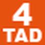 Indice de la ligne 4TAD entre Janvier 2007 et le 31 Août 2013.