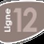 Indice de la ligne 12 à compter du 1 Septembre 2013.